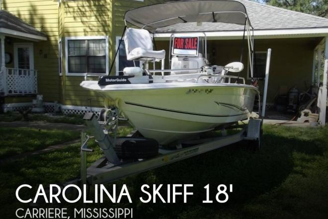 2014 Carolina Skiff Sea Chaser 180 F - For Sale at Carriere, MS 39426 - ID 91295
