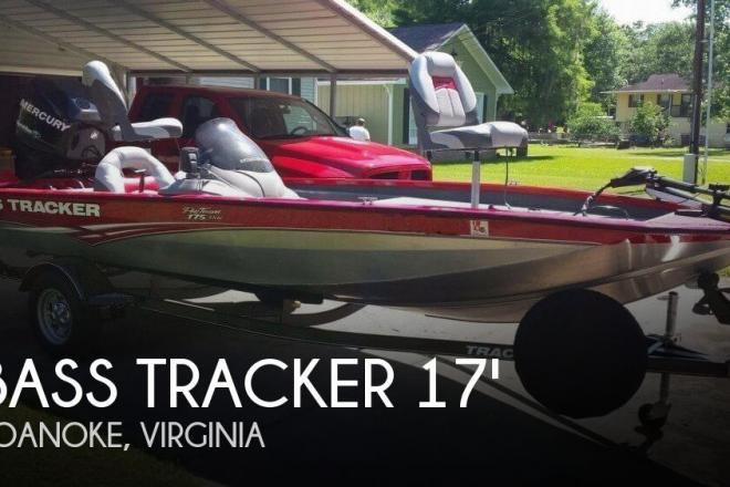 2013 Bass Tracker Pro Team 175 TXW - For Sale at Roanoke, VA 24155 - ID 93066
