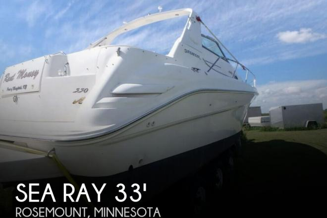 1997 Sea Ray 330 Sundancer - For Sale at Rosemount, MN 55068 - ID 97042