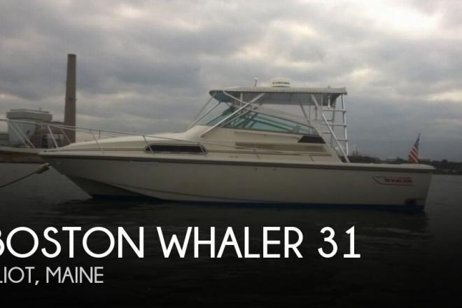 1990 Boston Whaler 31 - For Sale at Eliot, ME 3903 - ID 125089