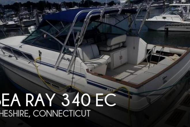 1985 Sea Ray 340 EC - For Sale at Cheshire, CT 6408 - ID 79966