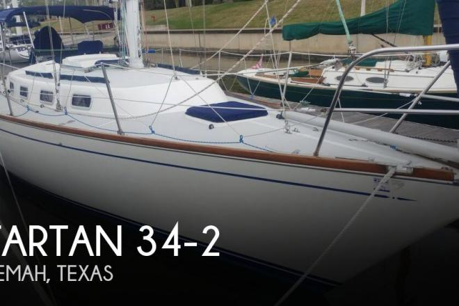 1990 Tartan 34-2 - For Sale at Kemah, TX 77565 - ID 159181