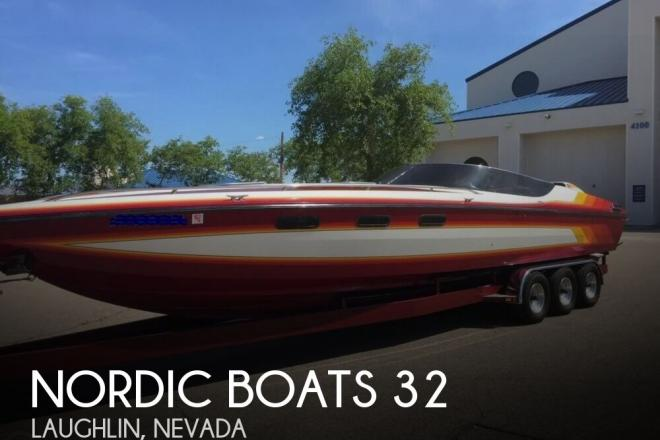 1991 Nordic 32 - For Sale at Fort Mohave, AZ 86426 - ID 94306