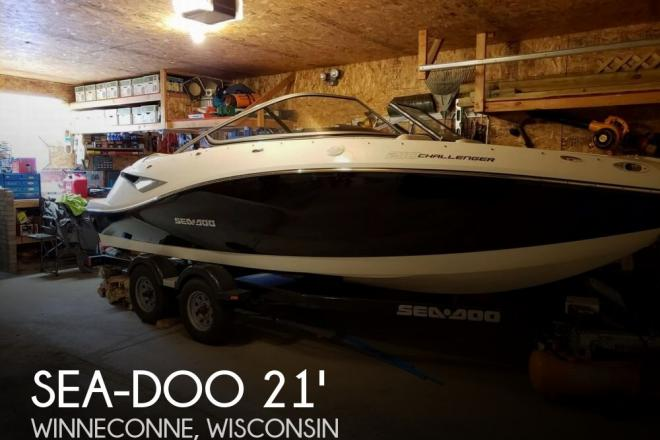 2012 Sea Doo Challenger 210 SE - For Sale at Winneconne, WI 54986 - ID 78987