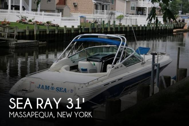 1991 Sea Ray 310 SS Sun Sport - For Sale at Massapequa, NY 11758 - ID 98769