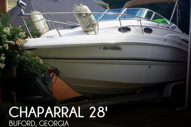 2004 Chaparral 260 Signature - For Sale at Buford, GA 30515 - ID 77748