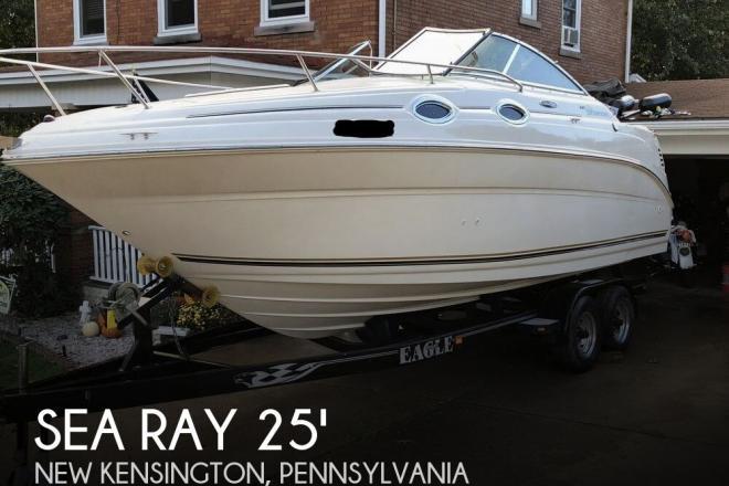2004 Sea Ray 240 Sundancer - For Sale at New Kensington, PA 15068 - ID 155726