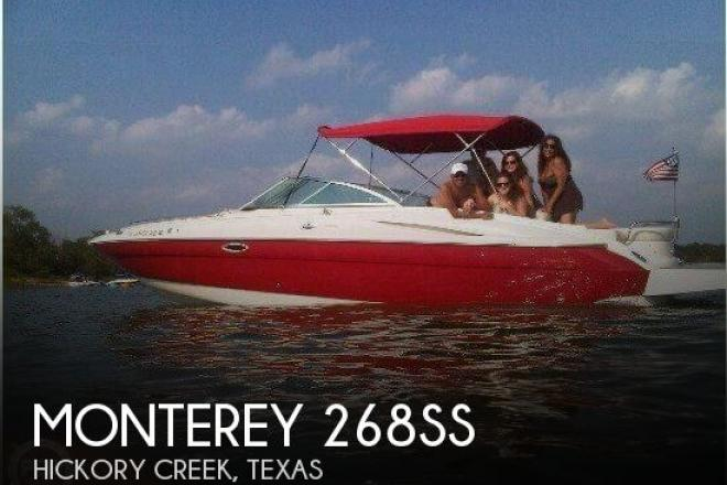 2003 Monterey 268SS - For Sale at Hickory Creek, TX 75065 - ID 81419