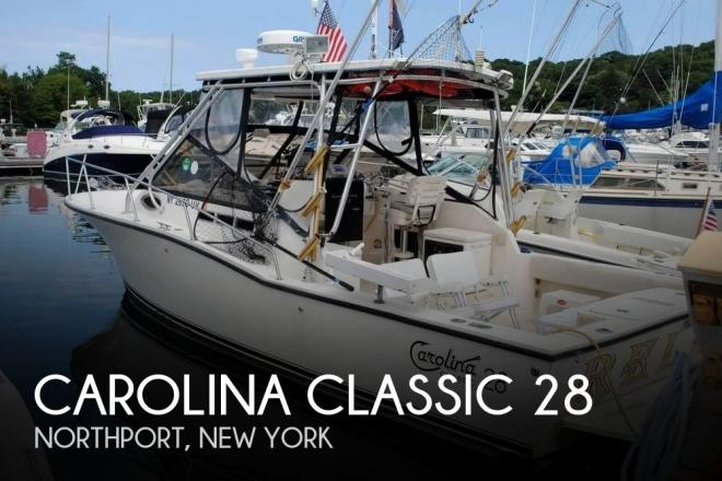 2000 Carolina Classic 28 - For Sale at Northport, NY 11768 - ID 75115