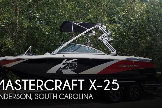 2011 Mastercraft X-25 - For Sale at Anderson, SC 29621 - ID 75030