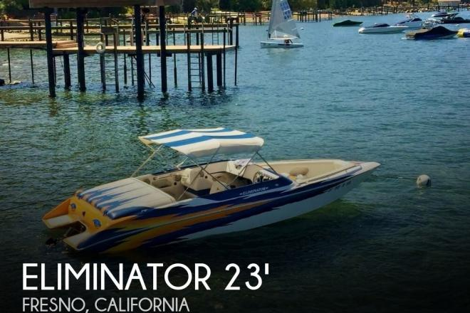 2003 Eliminator 230 Eagle XP Open Bow - For Sale at Fresno, CA 93711 - ID 71681