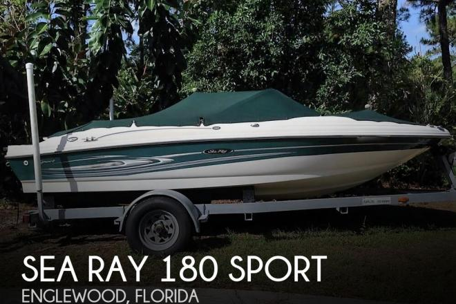 2004 Sea Ray 180 Sport - For Sale at Englewood, FL 34295 - ID 69474
