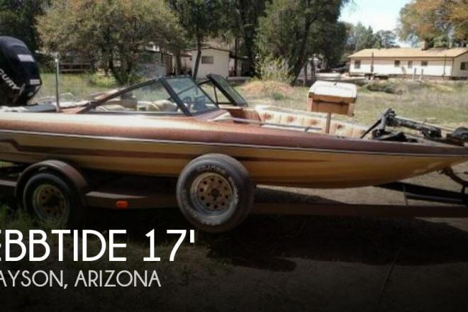 1983 Ebbtide Dyna-Trak 176 SS - For Sale at Payson, AZ 85541 - ID 69027