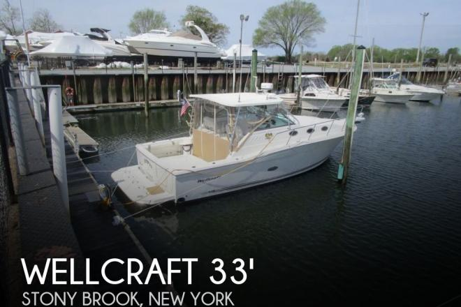 2002 Wellcraft 330 Coastal - For Sale at Stony Brook, NY 11790 - ID 67458