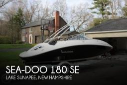 2012 Sea Doo 180 SE