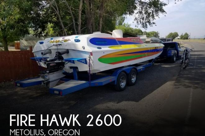 2003 Fire Hawk 2600 - For Sale at Metolius, OR 97741 - ID 65070