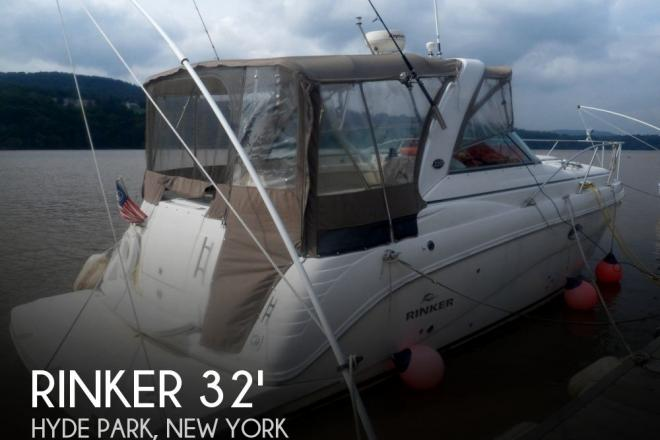 2006 Rinker 320 Express Cruiser - For Sale at Hyde Park, NY 12538 - ID 64643