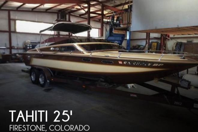 1983 Tahiti Caribbean Day Cruiser - For Sale at Longmont, CO 80504 - ID 75223