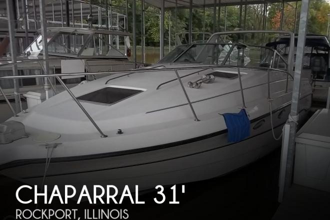 1995 Chaparral Signature 31 - For Sale at Rockport, IL 62370 - ID 61109