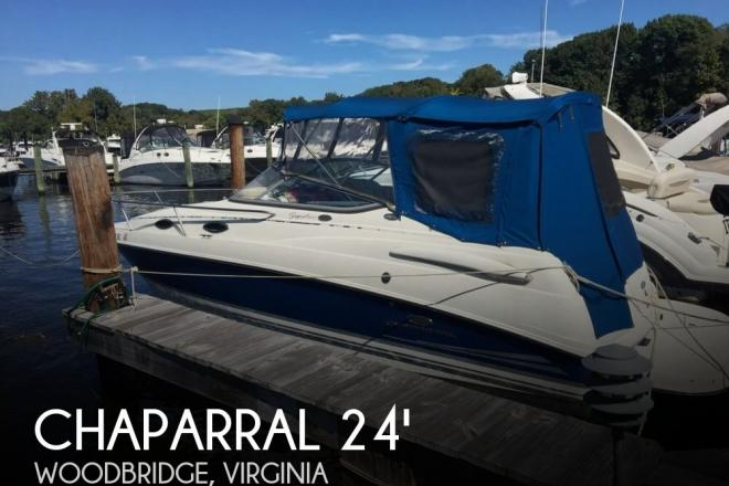 2006 Chaparral 240 Signature - For Sale at Woodbridge, VA 22191 - ID 60715