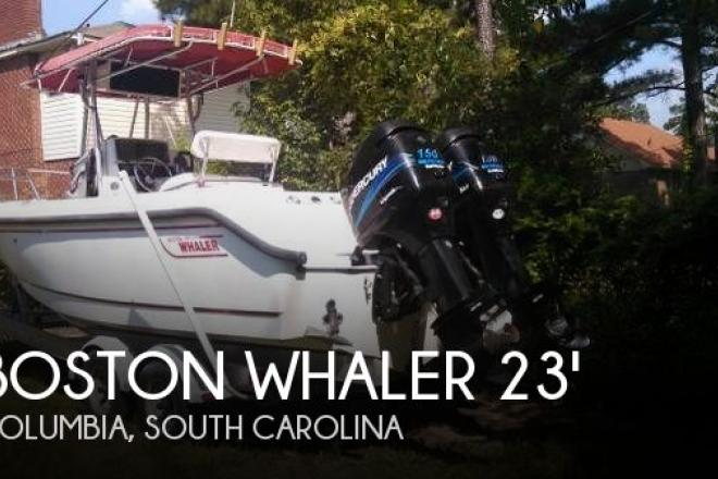 2002 Boston Whaler 230 Outrage - For Sale at Columbia, SC 29223 - ID 74617