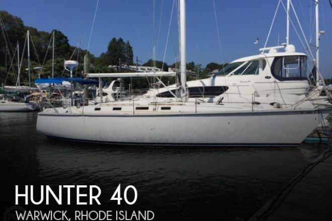 1986 Hunter 40 - For Sale at Warwick, RI 2886 - ID 104268