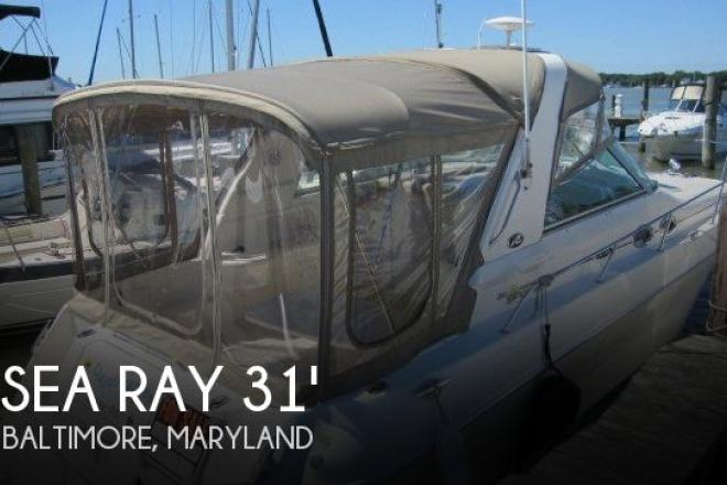 2001 Sea Ray 310 Sundancer - For Sale at Baltimore, MD 21201 - ID 54423