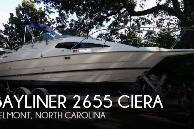 1997 Bayliner 2655 Ciera - For Sale at Belmont, NC 28012 - ID 54123