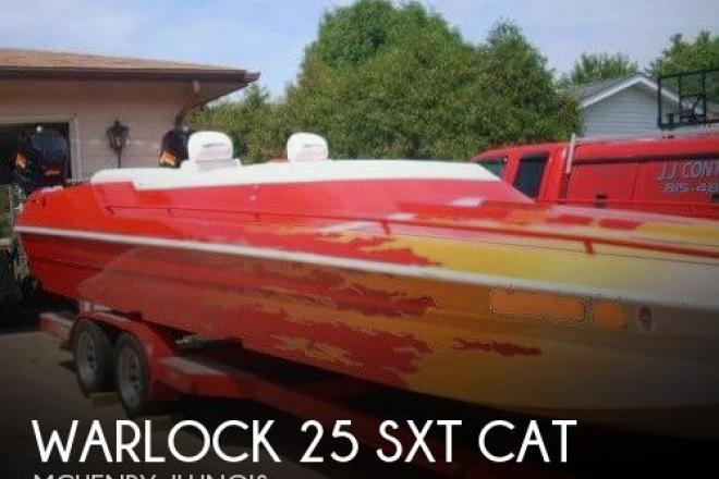 1990 Warlock 25 SXT Cat - For Sale at McHenry, IL 60050 - ID 74072