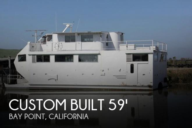 2008 Custom Built Catamaran - For Sale at Bay Point, CA 94565 - ID 33981