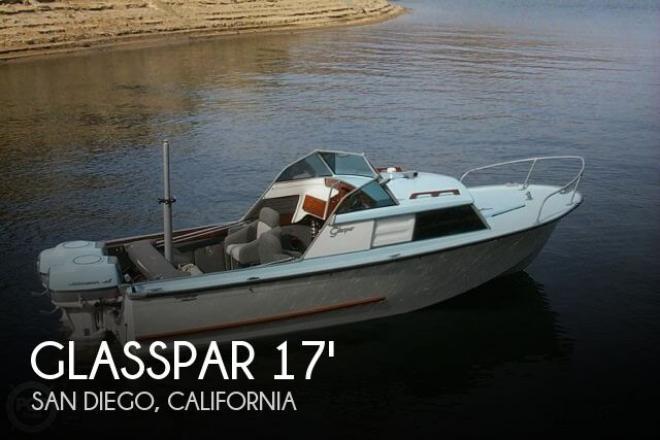 1959 Glaspar Seafair Sedan - For Sale at San Diego, CA 92101 - ID 33911