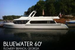 1992 Bluewater 60C Diesel