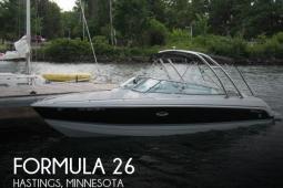 2005 Formula 260 BR