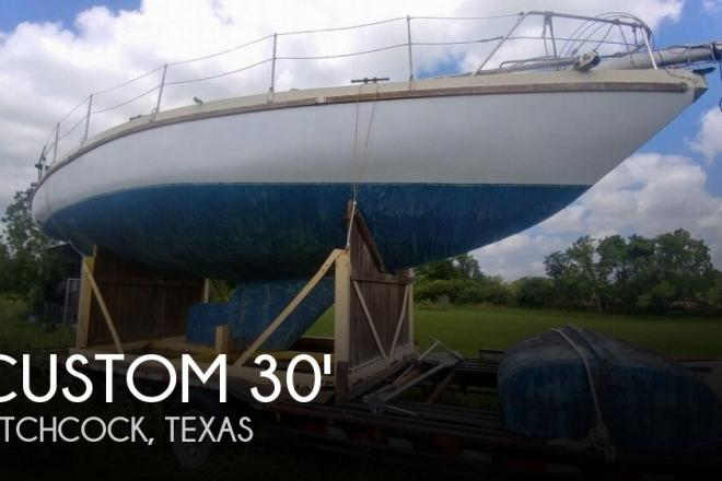 1985 Custom Built 30' Custom made by owner - For Sale at Hitchcock, TX 77563 - ID 166958