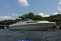 1988 Sea Ray Sundancer 270