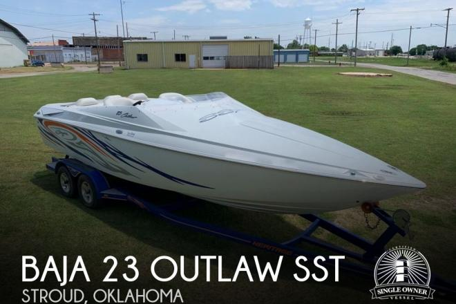 2007 Baja 23 Outlaw SST - For Sale at Stroud, OK 74079 - ID 110894