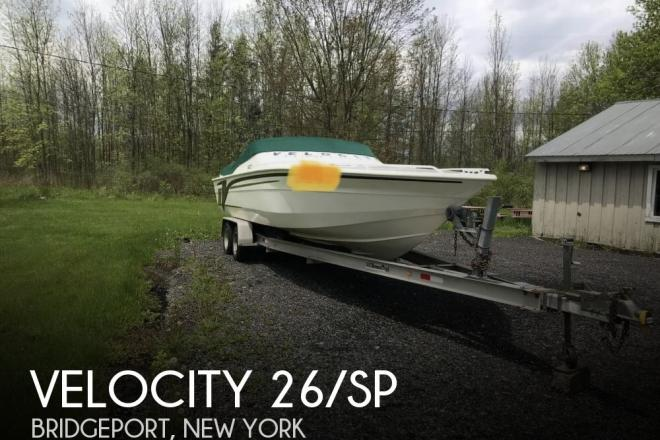 1998 Velocity 026/SP - For Sale at Bridgeport, NY 13030 - ID 166523