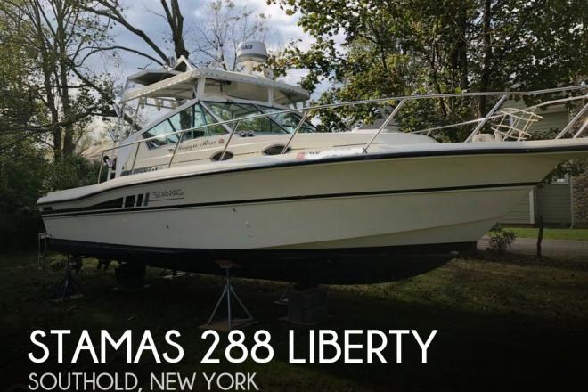 1989 Stamas 288 Liberty - For Sale at Southold, NY 11971 - ID 165937
