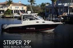 2017 Striper 290 Walkaround