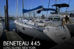 1993 Beneteau 445