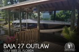 2019 Baja 27 Outlaw