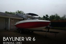 2016 Bayliner VR 6