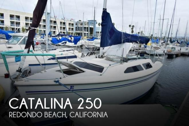 2005 Catalina 250 - For Sale at Redondo Beach, CA 90277 - ID 165861