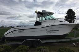2003 Seaswirl Striper 2601