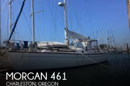 1979 Morgan 461