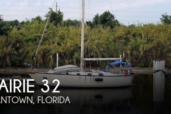 1979 Prairie 32 - For Sale at Indiantown, FL 34956 - ID 167152