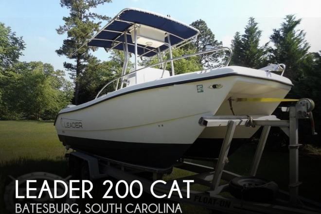 2001 Leader 200 Cat - For Sale at Batesburg, SC 29006 - ID 141901