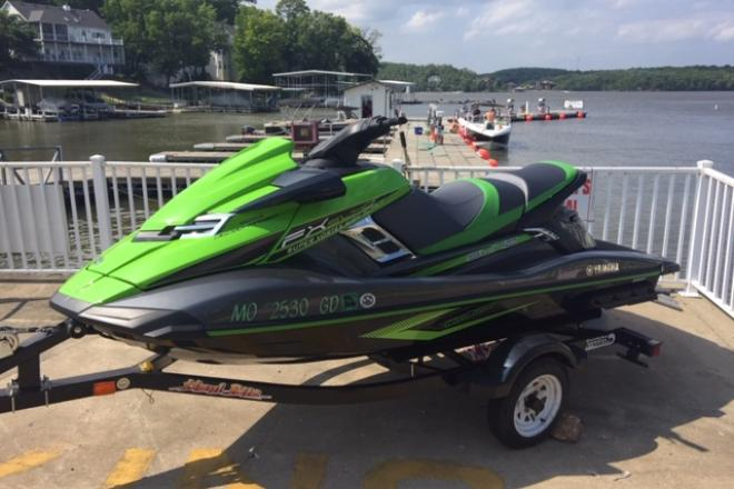 2016 Yamaha FX SVHO - For Sale at Osage Beach, MO 65065 - ID 164687