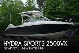 2006 Hydra Sports 2500VX