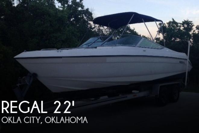 1996 Regal 222 SC Ventura - For Sale at Oklahoma City, OK 73114 - ID 60139